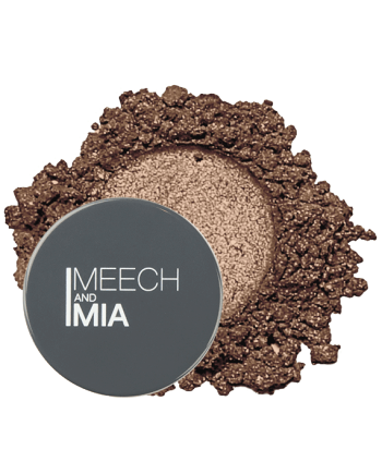Copper Loose Eyeshadow MeechNMia