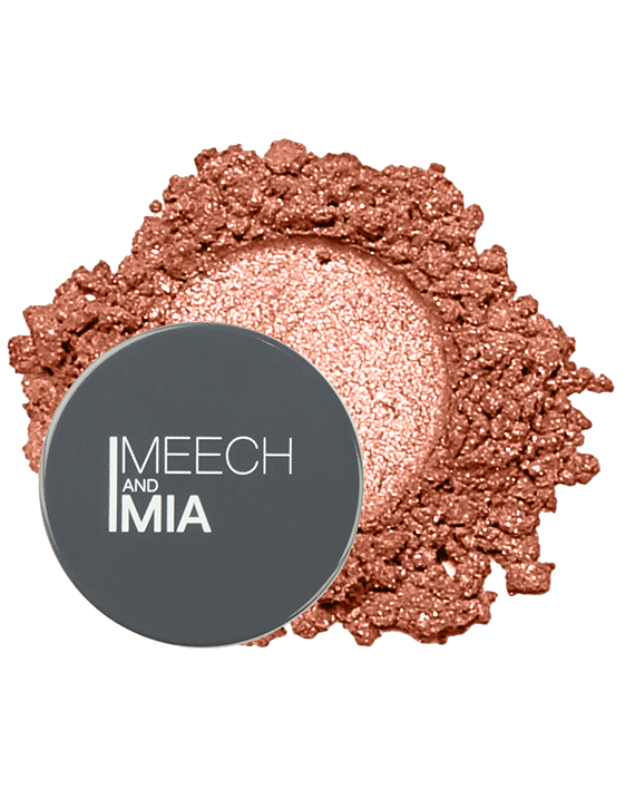 Peach Loose Eyeshadow MeechNMia