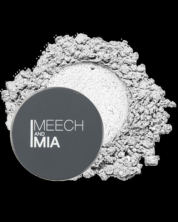 White Loose Eyeshadow MeechNMia
